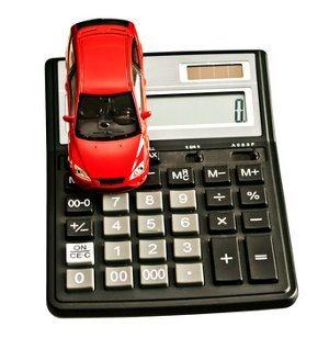 kalkulator i mały samochodzik
