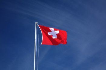 flaga szwajcarska