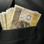 kasa w kieszeni