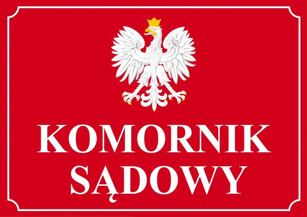 komornik sądowy logo